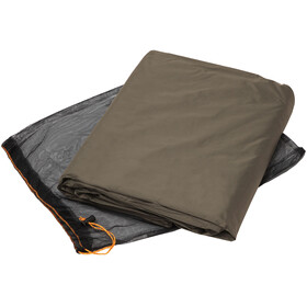 VAUDE Low Chapel L 1-2P Floorprotector bark